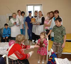 дети больница