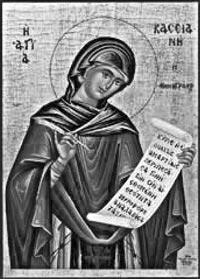 Монахиня Кассия