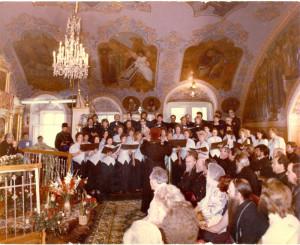 концерт в честь 1000-летия в соборе 07
